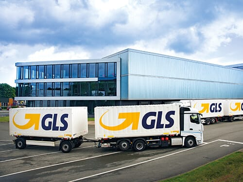 GLS parcel service professional solutions for your business